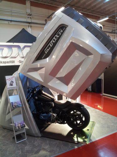 bike box motorcycle