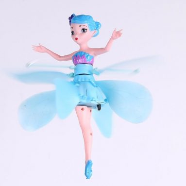 Floating Fairy Operates Through Hand Induction