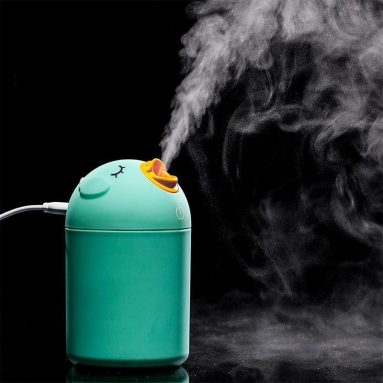 Handy Humidifier Provides Moisture Relief