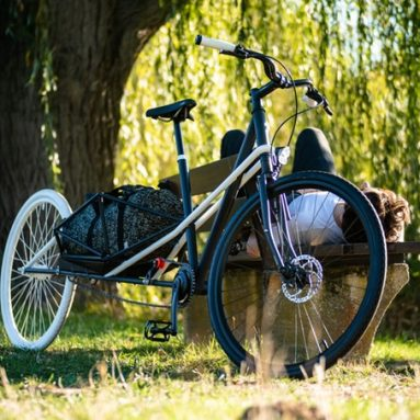 Convercycle – World's First 2-in-1 City and Cargo Bike