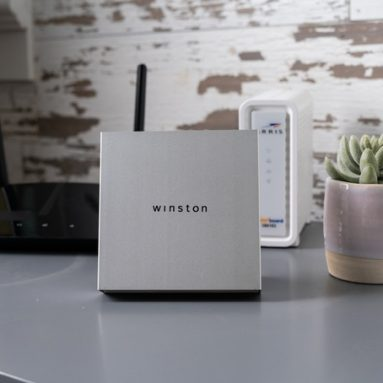 Winston—The Plug-n-Play Device that Lets You Takes Control of Your Online Privacy